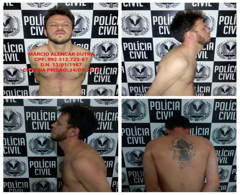 Polícia prende acusado de participar de roubo ao Banco do Brasil no Piauí