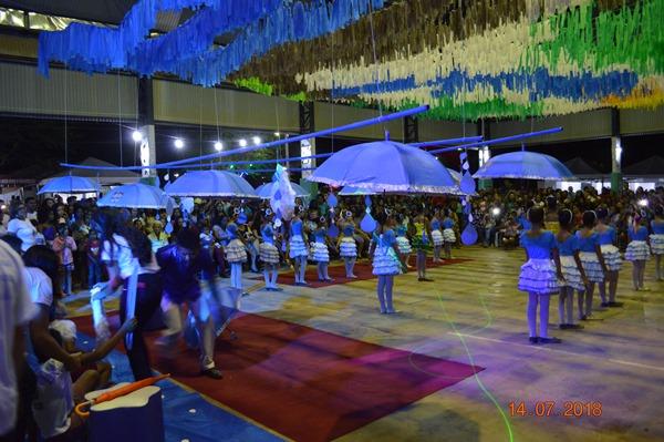 Colônia do Gurgueia: Belíssimas apresentações marcaram o encerramento da XVI Feira Cultural