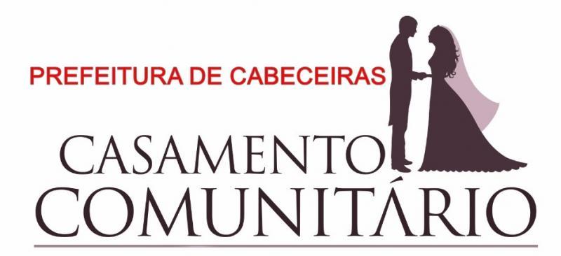 Prefeitura de Cabeceiras adia cerimônia de Casamento Civil Comunitário para dia 09 de agosto