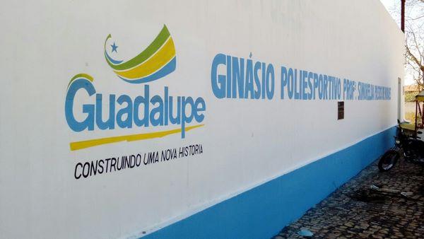 Ginásio Simorelda Passos recebe melhorias para Torneio de Futsal Troféu Wendrel Lucas