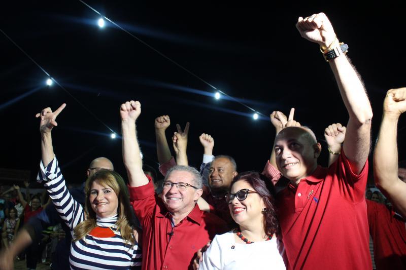 Em Altos, Warton Lacerda lança pré-candidatura a deputado estadual