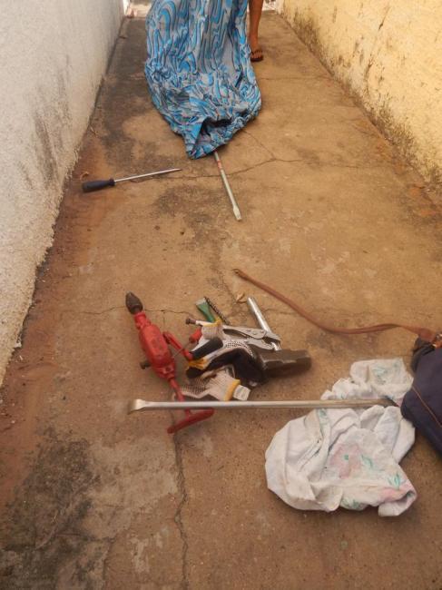 Polícia intercepta assalto aos Correios de Beneditinos