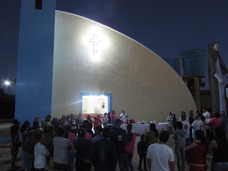 Café da manhã partilhado marca abertura dos festejos de Santa Ana em Lagoinha do Piauí