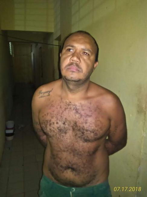 Homem é preso pela força tática de Valença do Piauí
