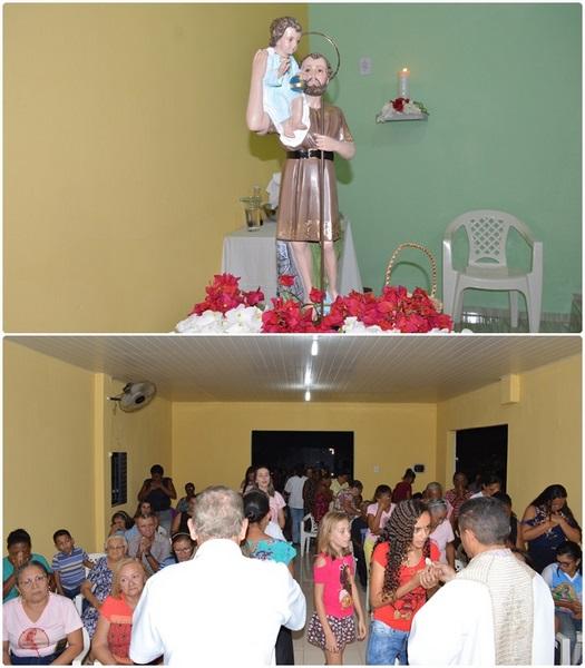Começa o Novenário de São Cristóvão em Guadalupe