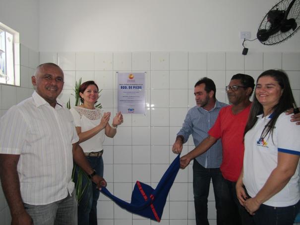 Prefeitura entrega reforma e ampliação da Unidade Básica de Saúde do Bairro Rodagem de Picos