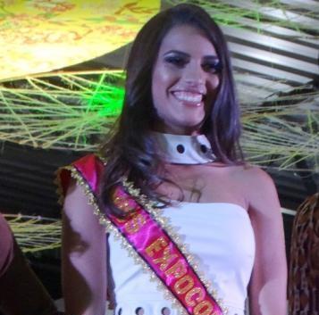 Ana Caroline é eleita a nova miss ExpoCorrente 2018