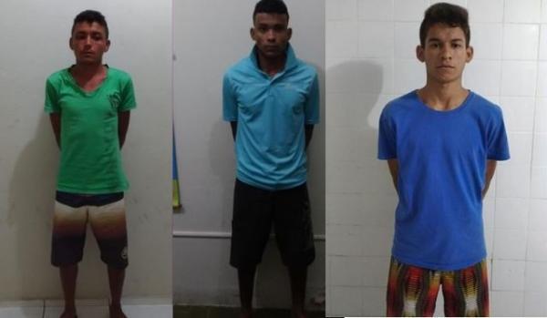 PM prende acusados de matar cruelmente adolescente no Piauí