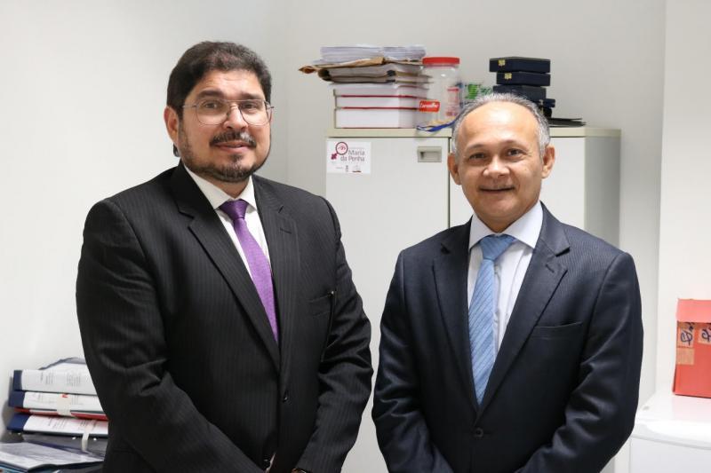MP-PI e OAB-PI protocolam ação para que o governo pague o Iaspi/Plamta