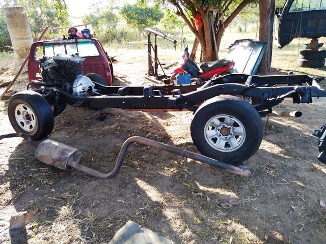 Homem é preso por receptação de veículo furtado no Piauí