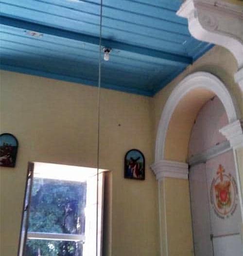 Igreja é arrombada pela 2ª vez na semana em Teresina