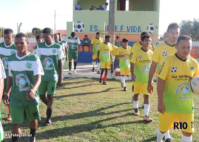 Vila Nova e Juventude resulta em mais um empate no Campolaeguense 2018