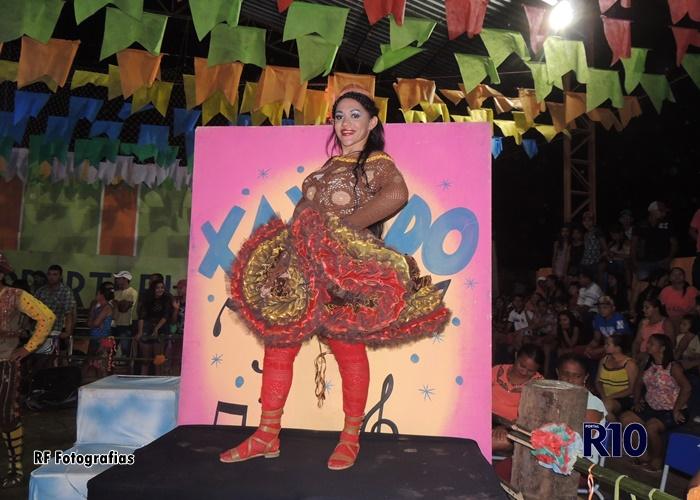 Centenas de pessoas comparecem ao segundo dia de Festival Cultural em Campo Largo-PI
