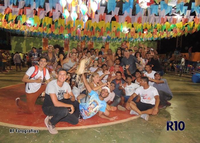 Quadrilha Luar do Sertão é Bicampeã do Festival Cultural em Campo Largo do Piauí-PI