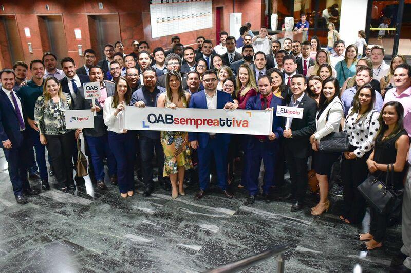 Movimento OAB Sempre Attiva é lançado com apoio de jovens advogados