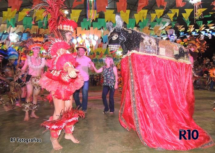 Danças: Portuguesa e Encanto dos Muypurás faz resgate da cultura nordestina em Festival Cultural