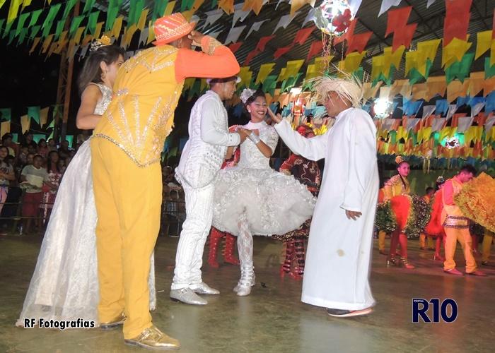 Quadrilha Junina Sertaneja é vice-campeã do Festival Cultural em Campo Largo-PI