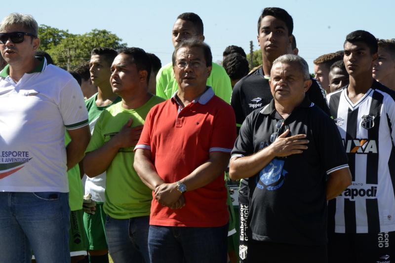 Prefeitura de Água Branca apoia realização da IV Copa Água Branca Nordeste de Futebol de Base