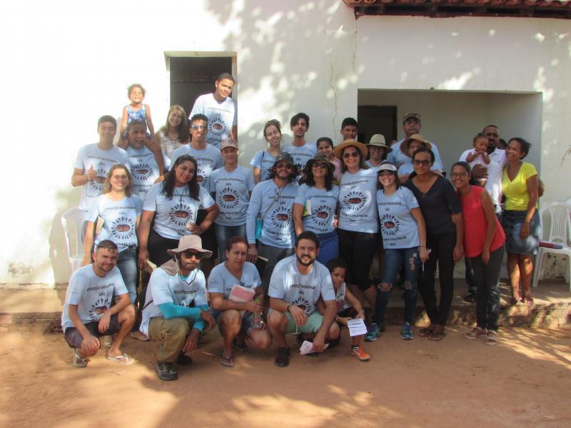 1ª igreja Batista comemora 02 anos de organização com uma programação especial