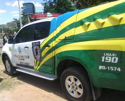 Bandidos rendem família e fazem arrastão em residência em Teresina