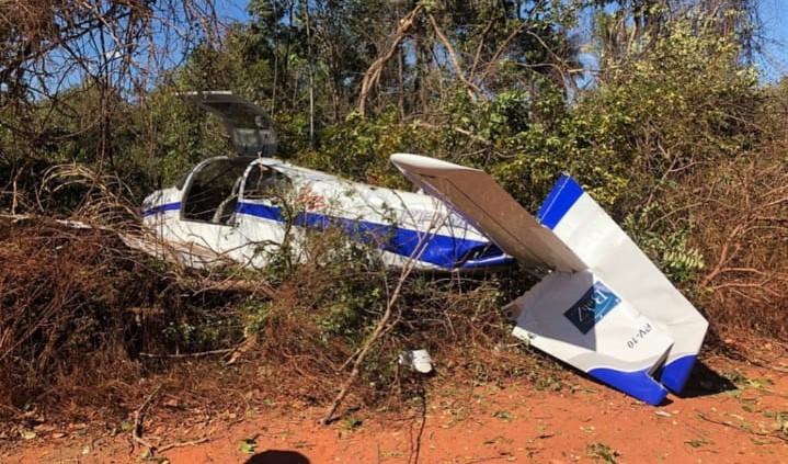 Avião que levava Wilson Martins faz pouso forçado em Timon