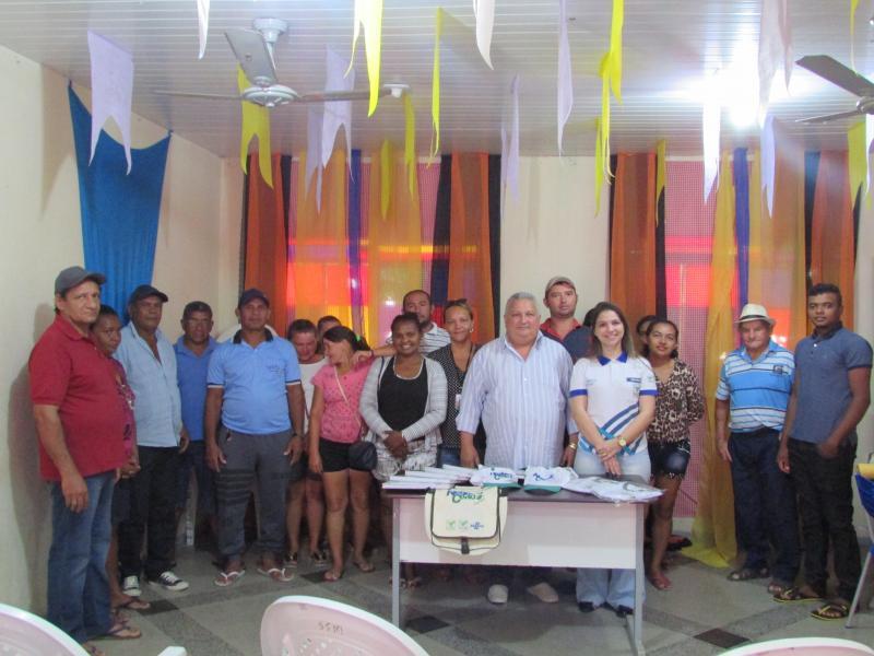 Prefeitura de Lagoinha do Piauí em parceria com SEBRAE realiza curso Negocio Certo Rural