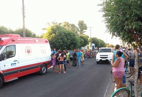Idoso morre atropelado por caminhão no Piauí