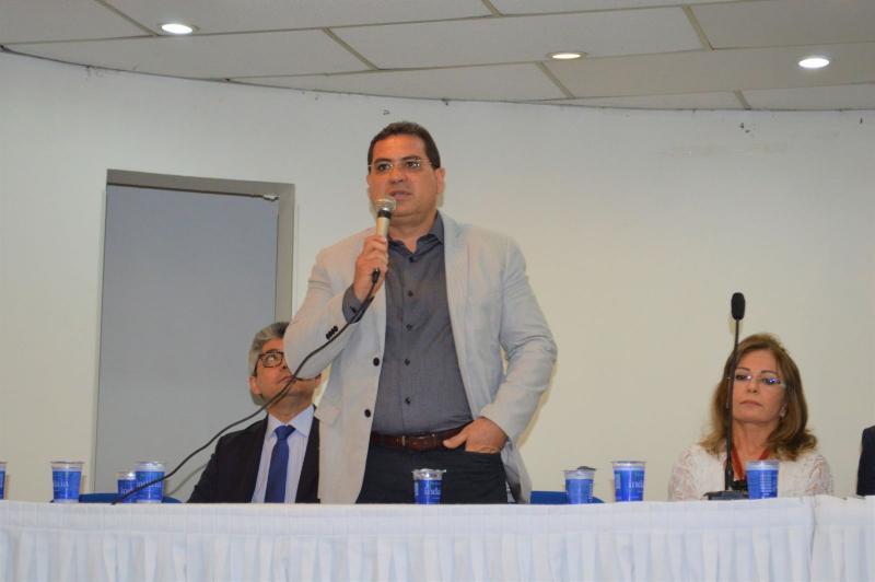 Prefeito Júnior Carvalho representa APPM no Circuito de Regimes Próprios e Previdência Social
