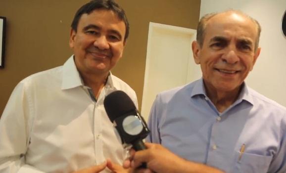 Wellington Dias anuncia composição de chapa majoritária