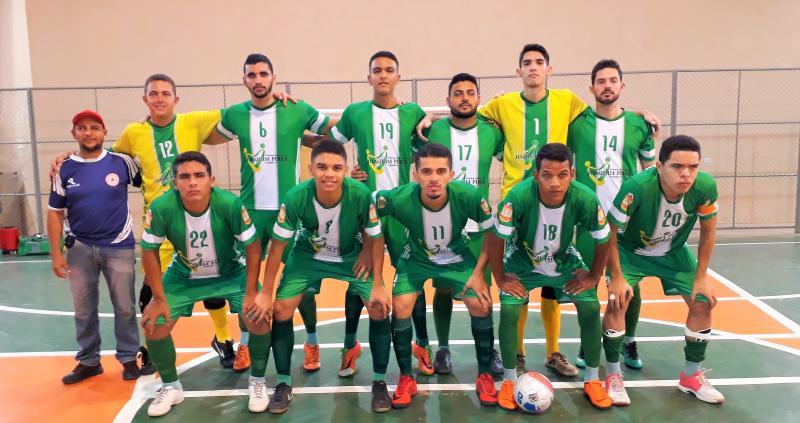 Joaquim Pires estreia com goleada na abertura da Copa Norte de Futsal categoria prata da casa