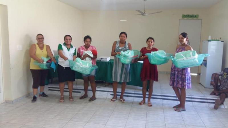 Prefeitura de Demerval Lobão realiza encontro com mães e gestantes do município