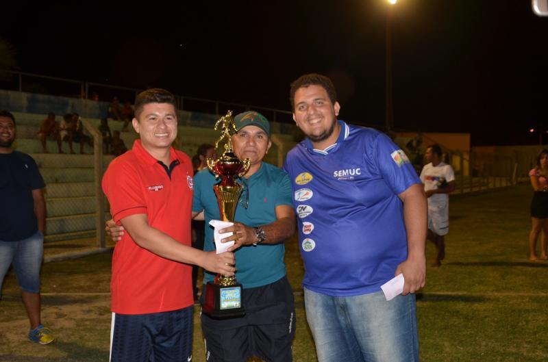 Equipe da comunidade Tamboril vence Campeonato dos Quarentões de Altos