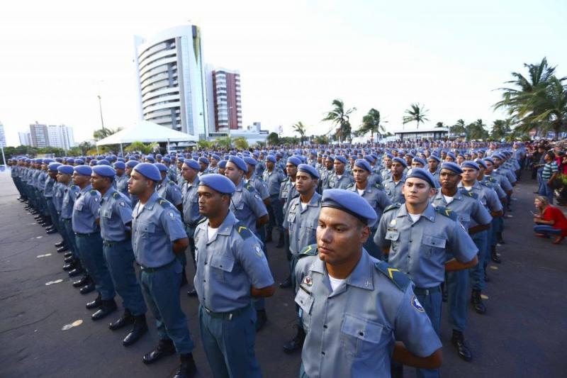Inscrições para o concurso da Polícia Militar do MA iniciam nesta sexta