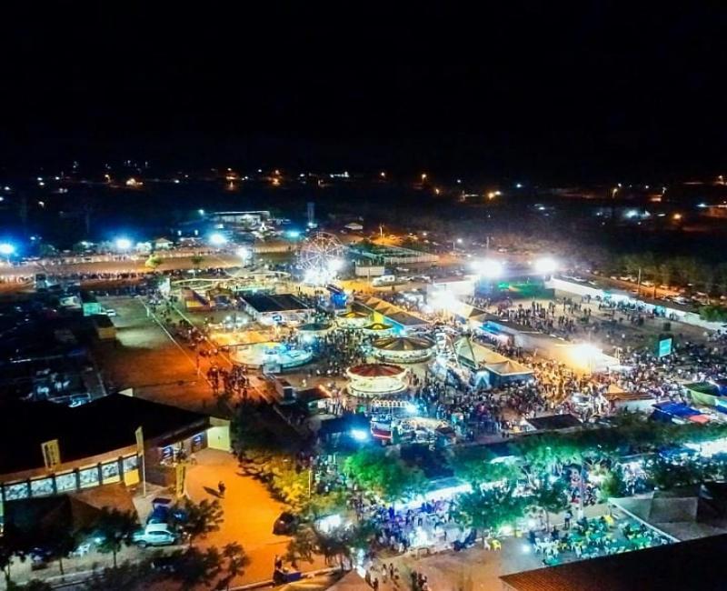 ExpoCorrente se consagra como a maior feira agropecuária do Piauí