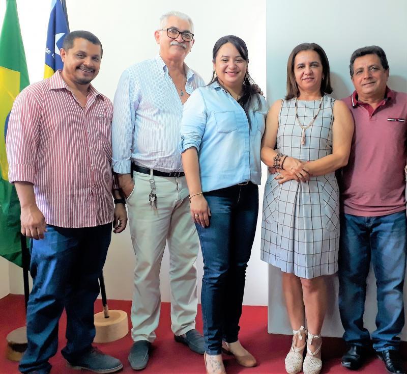Prefeitura de Joaquim Pires realiza audiência sobre prestação de contas do 1º quadrimestre 2018