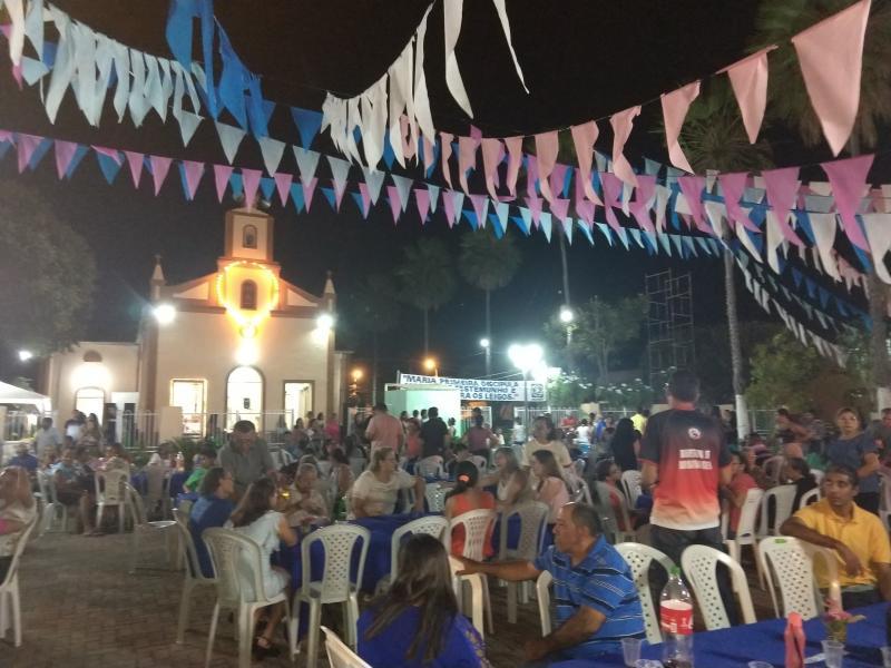 Festejos de Demerval Lobão é bastante prestigiado; veja!