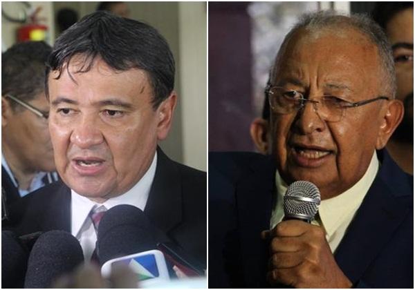 Pesquisa aponta empate entre Wellington Dias e Dr. Pessoa