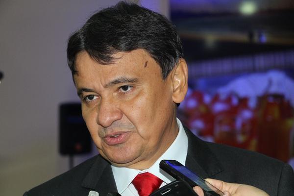 Wellington Dias diz que fechou acordo com Themístocles e terá apoio do MDB