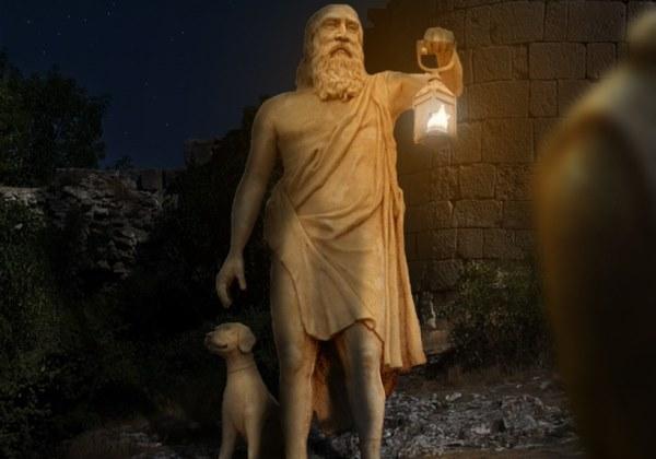 A Lanterna de Diógenes