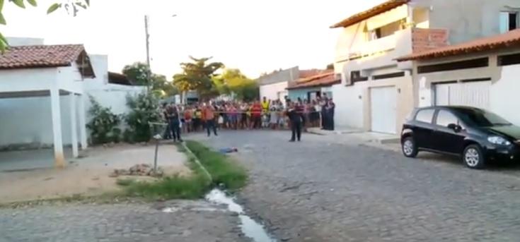 Acusado de assalto é executado a tiros na zona norte de Teresina