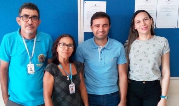 Esperantinense assume o comando do Cartório da 41ª Zona Eleitoral do município
