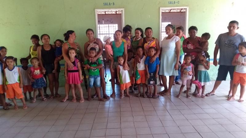 Conselho Tutelar realiza visita na Escola Municipal Francisco Oliveira Castro