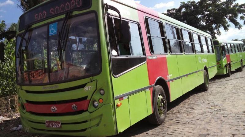 Linhas de ônibus de Teresina vão sofrer mudanças neste fim de semana