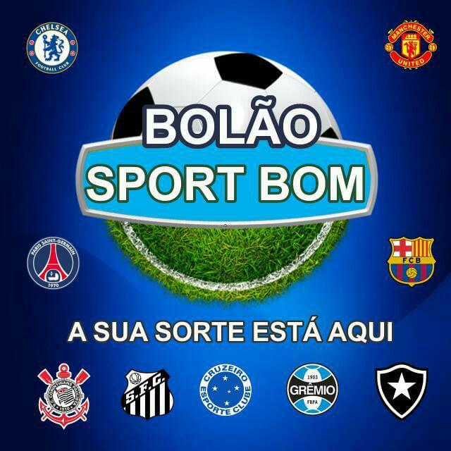 Bolão Sport Bom a sua sorte está aqui