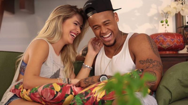 Lorena Improta confirma fim do relacionamento com Léo Santana