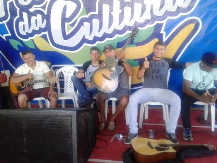 Segundo dia do Festival da Cultura em Alto Longá
