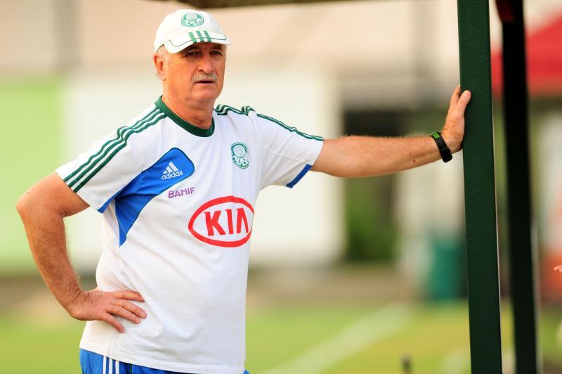 Felipe Scolari retorna ao Palmeiras e traz a esperança de bons resultados para o time
