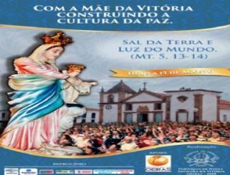Paróquia Nossa Senhora da Vitória divulga programação dos festejos 2018
