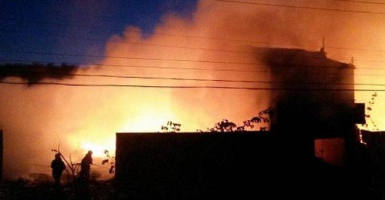 Incêndio destrói depósito de material reciclável no Piauí