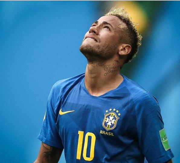 Neymar faz desabafo sobre desempenho na Copa do Mundo